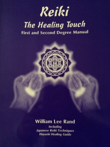 This is the ICRT student manual for Reiki 1 & 2 classes.