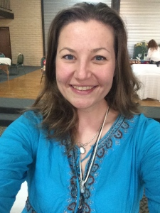 Just your friendly, Midwestern Reiki Master! That's me -- Heather Larson.