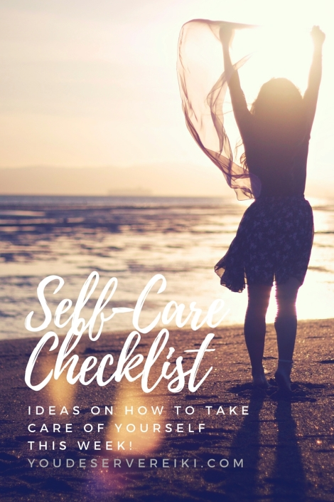 self-care-checklist