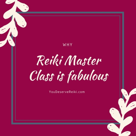 why reiki master is fab